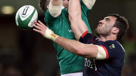 Flanker Charles Ollivon named as new captain of France