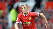 Darren Fletcher has only started four Barclays Premier League games this season