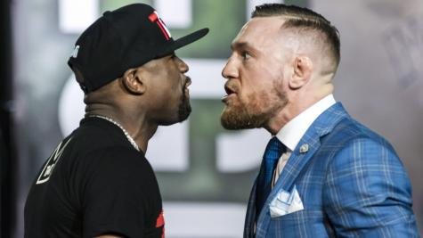 Floyd Mayweather accuses Conor McGregor of making alleged racial insults
