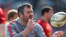 Munster coach Anthony Foley was satisfied with the 14-3 victory over Saracens on Friday night