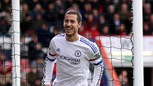 Eden Hazard could be staying at Chelsea