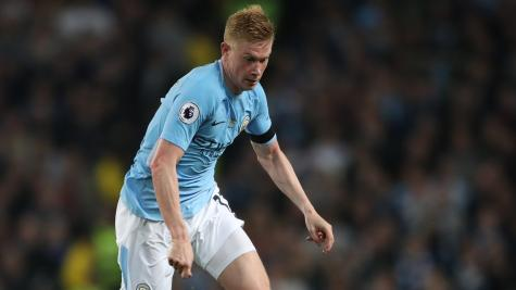Manchester City To Offer Kevin De Bruyne New £200000-a-week Contract