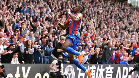 Wilfried Zaha rejects new Crystal Palace deal amid Tottenham interest