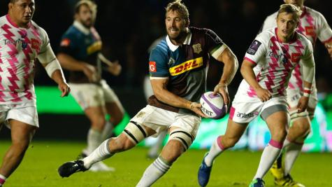 Former England captain Chris Robshaw commits to Harlequins