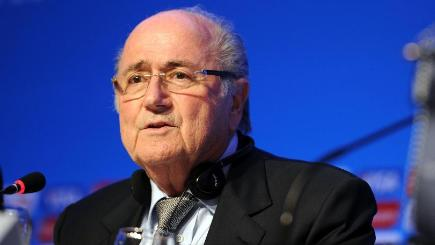 Blatter appears at CAS for appeal against ban