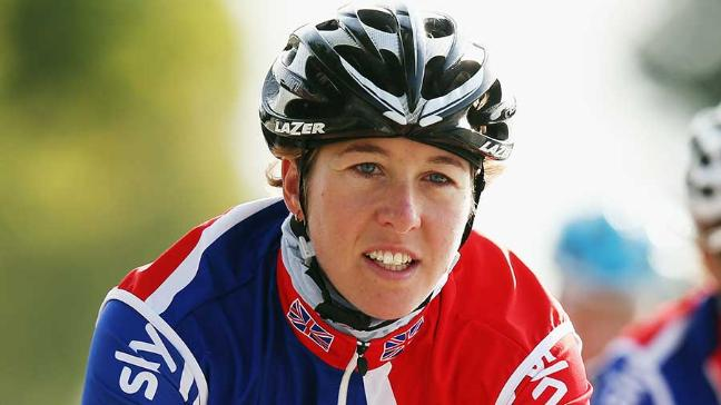 video Former World and Olympic road cycling champion Nicole Cooke. - former-world-and-olympic-road-cycling-champion-nicole-cooke-136396987021603901-150320173118