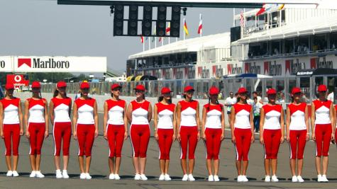 'Grid Kids' to replace grid girls in Formula 1 for 2018