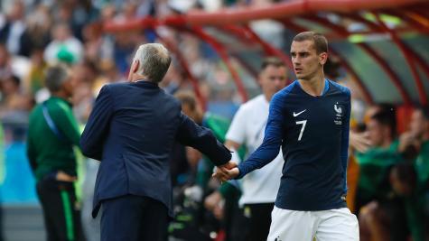 Antoine Griezmann Must Do More, Says France Coach Didier Deschamps