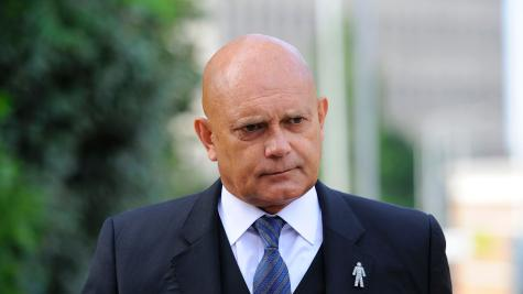 Ray Wilkins 'fighting for life after cardiac arrest'