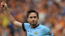Frank Lampard has already made an impact at Manchester City