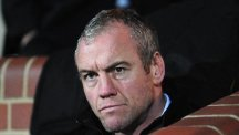 Brian McDermott watched his Leeds side crash out of the Super League play-offs