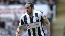 Jonas Gutierrez's long association with Newcastle is coming to an end