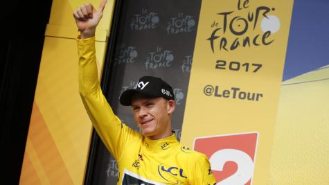 Tour de France: Dominant Marcel Kittel wins Stage 11