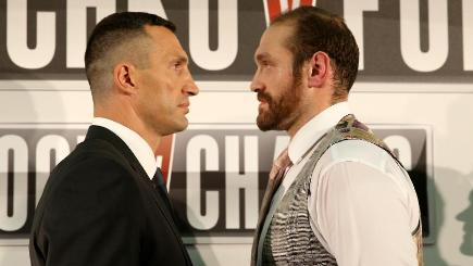 No reason given as Fury-Klitschko called off again