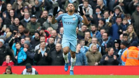 Gabriel Jesus back in contention for Manchester City