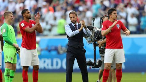 Gareth Southgate absorbs reality check as England look to the future