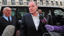 Tottenham 'continue to offer our support' to Paul Gascoigne