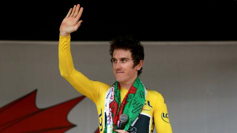 Geraint Thomas 'not at right level' for World Championships time trial