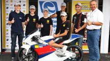 German Superbike series restructure Moto3™ class