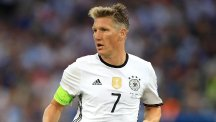 Bastian Schweinsteiger has called time on his Germany career