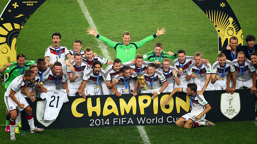 world cup and euro winners