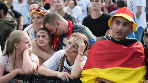 Germans thank Russian hospitality after World Cup exit