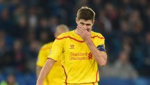 Steven Gerrard, pictured, blasted Liverpool's performance against Basle