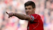 Steven Gerrard turned down a move to clubs in Europe to sign for LA Galaxy