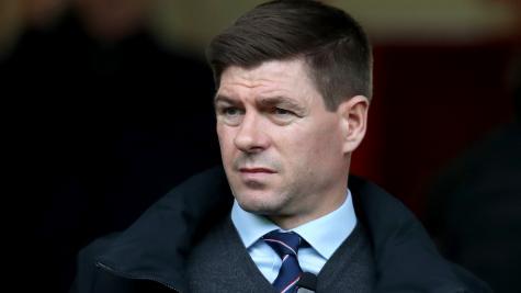 Steven Gerrard doesn't believe Ryan Kent punched Scott Brown in the face