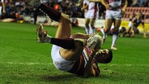 Brett Ferres is set to lead Huddersfield in the absence of Danny Brough