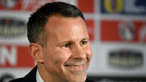 Giggs adjusting to 'lonely' job of manager after winning start with Wales