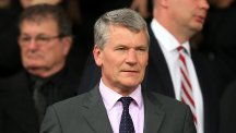 David Gill, pictured, says he will refuse to take up Britain's FIFA vice-presidency if Sepp Blatter is re-elected as president of the governing body