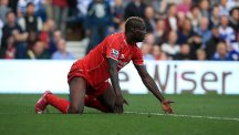 Mario Balotelli has yet to set the world alight at Liverpool