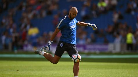 Goalkeeper Niki Maenpaa set to leave Brighton after rejecting new deal