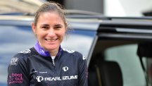 Dame Sarah Storey won the women's C5 time trial in South Carolina