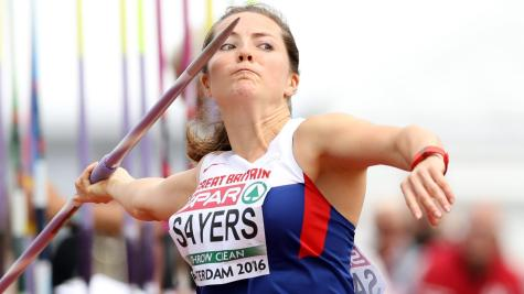 Sayers retires but crowning glory could be yet to come