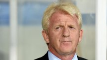 Gordon Strachan saw his Scotland side lose 1-0 to Italy