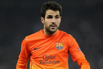 Cesc Fabregas was one of the high-profile targets that Manchester United failed to sign