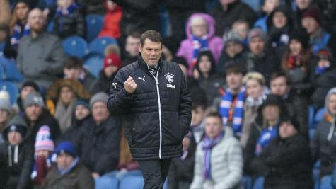 Rodgers dismisses 'noise' coming from Rangers ahead of derby