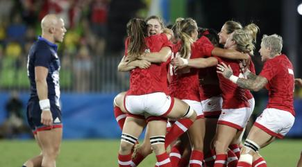 #IOLYMPICS: First rugby medal in 92 years goes to Canada