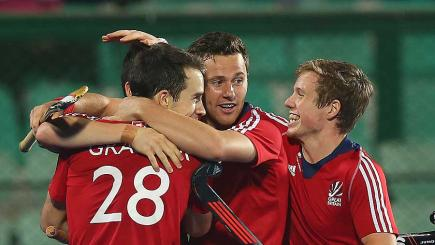 Great Britain into Hockey World League quarters