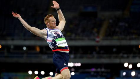 Greg Rutherford undergoes hernia operation