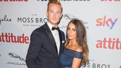 Greg Rutherford welcomes second son with partner Susie Verrill