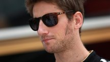 An announcement on a new deal for Romain Grosjean is expected soon from Lotus