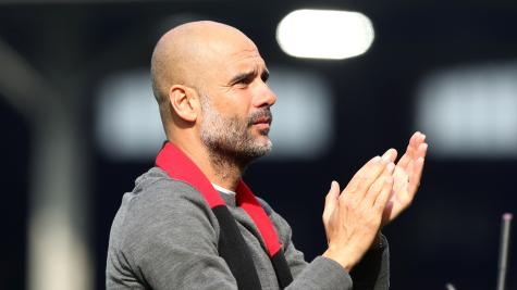 Guardiola enthuses: These Man City players amazed me again