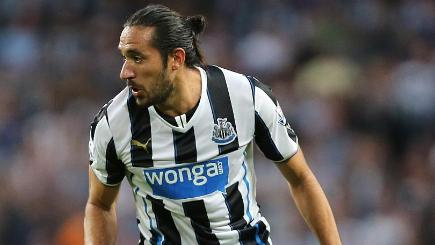 Newcastle midfielder Jonas Gutierrez could make an emotional return against Aston Villa this weekend after beating cancer