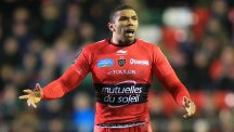 Bryan Habana, pictured, has backed Manu Tuilagi to fill England's problem inside centre position at the World Cup