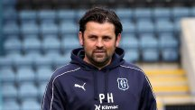 Paul Hartley hailed a perfect performance from Dundee