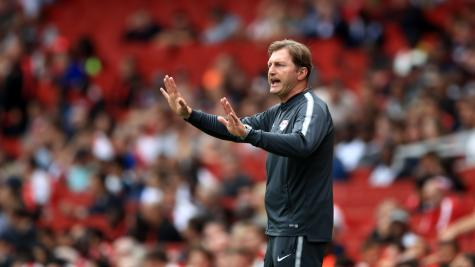 Southampton is headed by the former coach of Leipzig Hasenhuttl