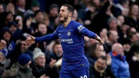 Hazard still set on Real Madrid transfer